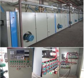 Energy Saving Plaster Of Paris Bandage Making Machine / Production Line